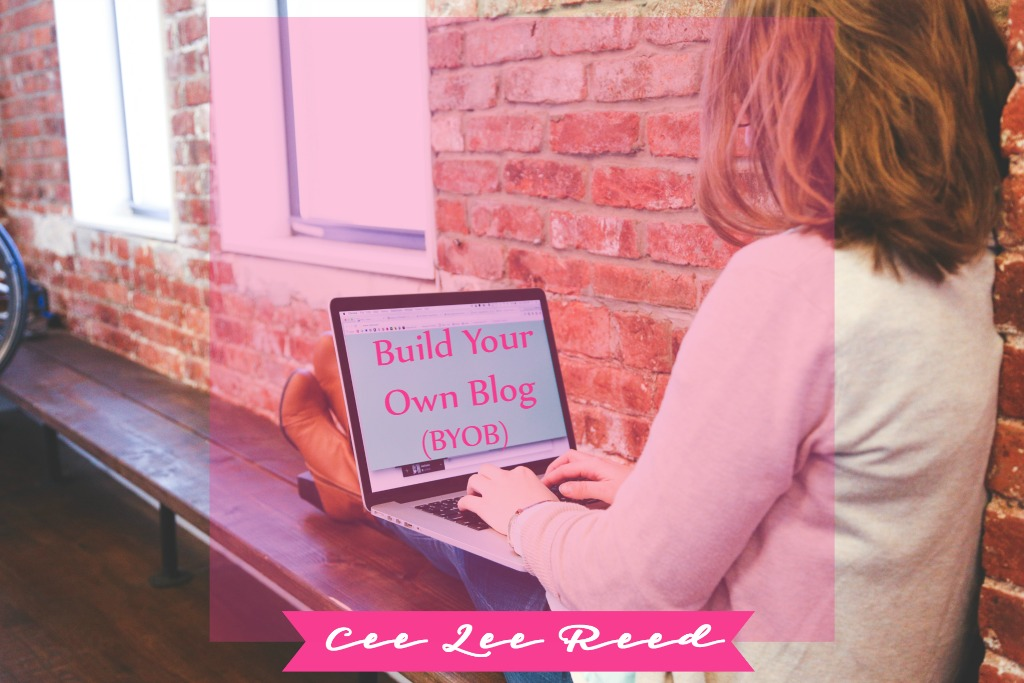 Build Your Own Blog on CeeLeeReed.com