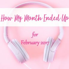 Month End Reporting | February 2017