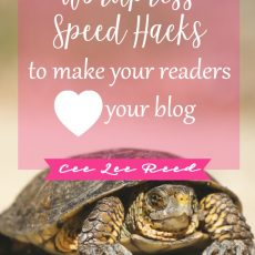 WordPress speed hacks your readers will love!