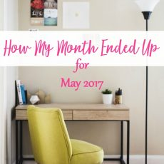 Month End Reporting | May 2017